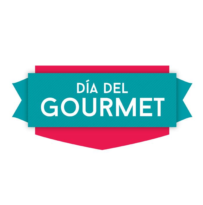 Descuentos DÍA DEL GOURMET