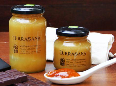 Miel orgánica Terrasana