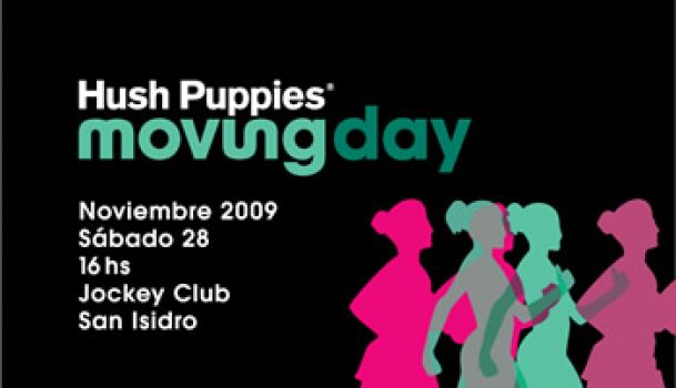 Hush Puppies - Moving Day