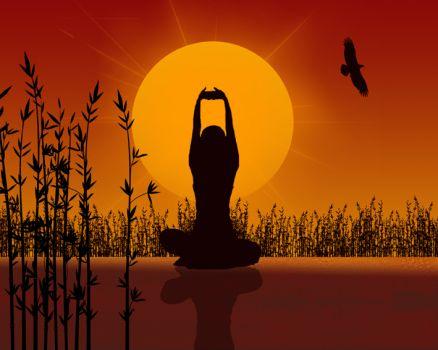 Yoga - Como Meditar