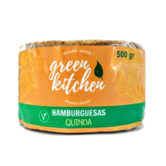 Hamburguesa de quinoa x4