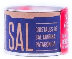 Cristales de sal marina 70gr