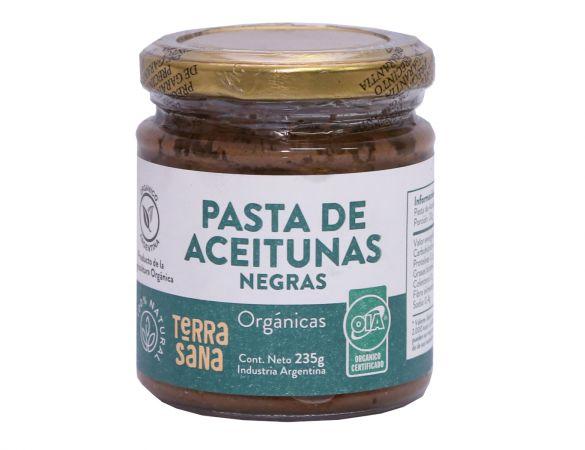 PROMO 50% OFF en 2da unidad Pasta de aceitunas negras