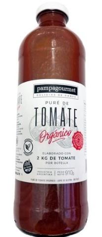 Pure de tomate 900 gr