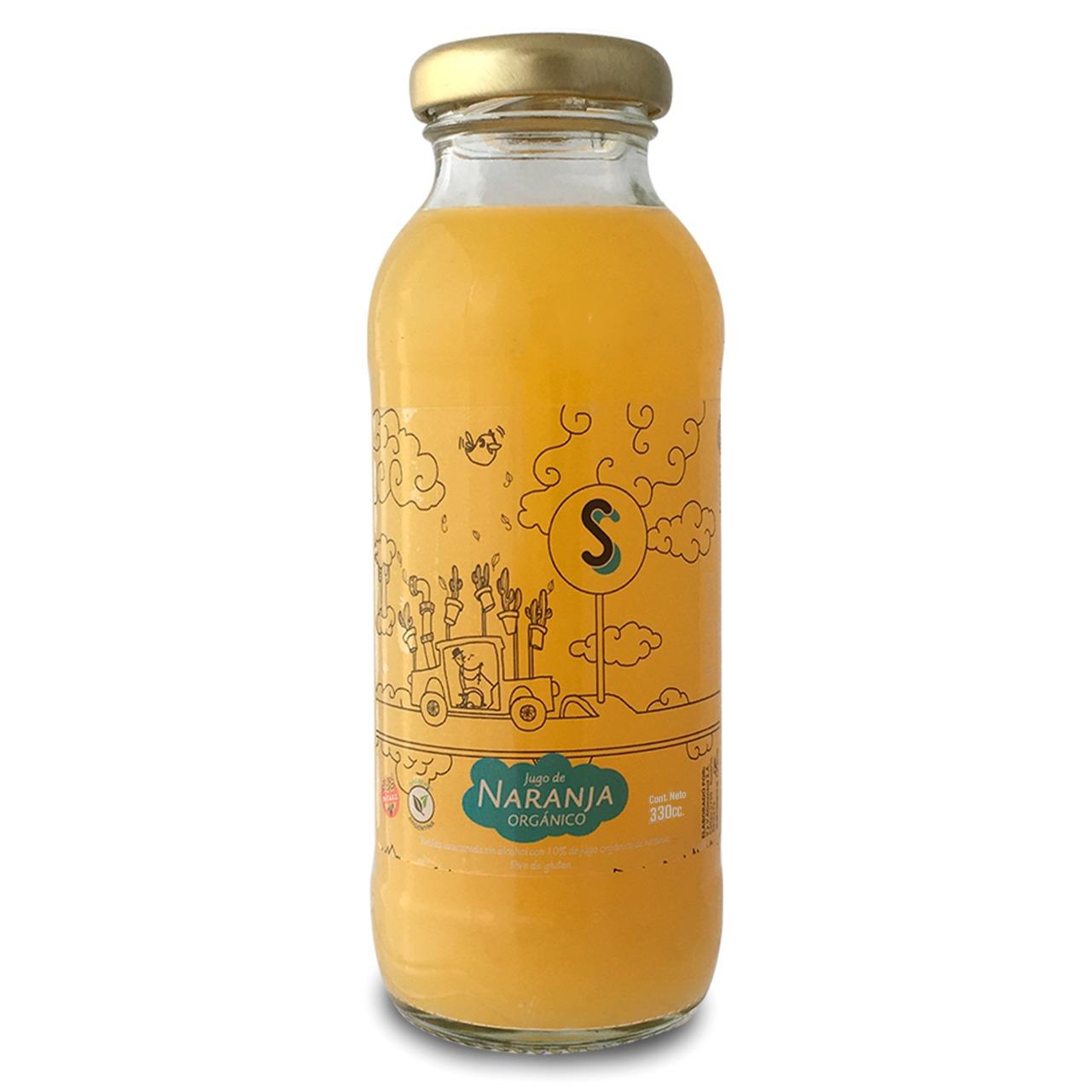 PROMO 2X1 jugo de naranja