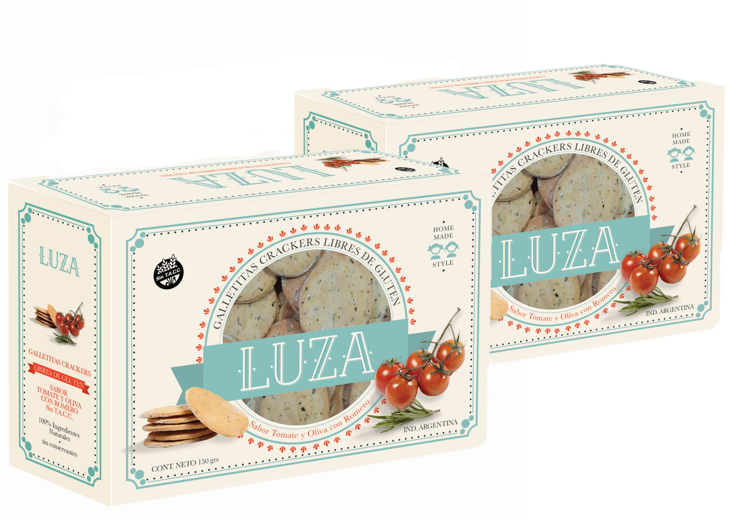 BLACK FRIDAY 2X1 crackers sabor tomate