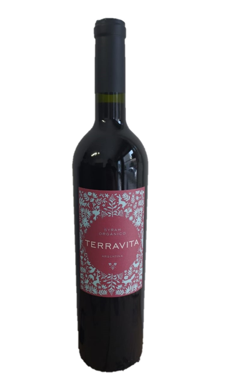 PROMO 50% OFF 2da unidad Vino Syrah