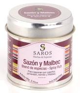 Mix de especias Sazón & malbec