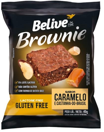 2x1 en Brownie sabor caramelo