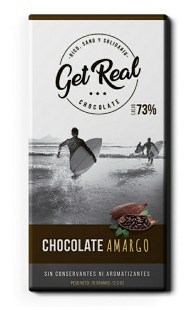 Chocolate amargo 73%