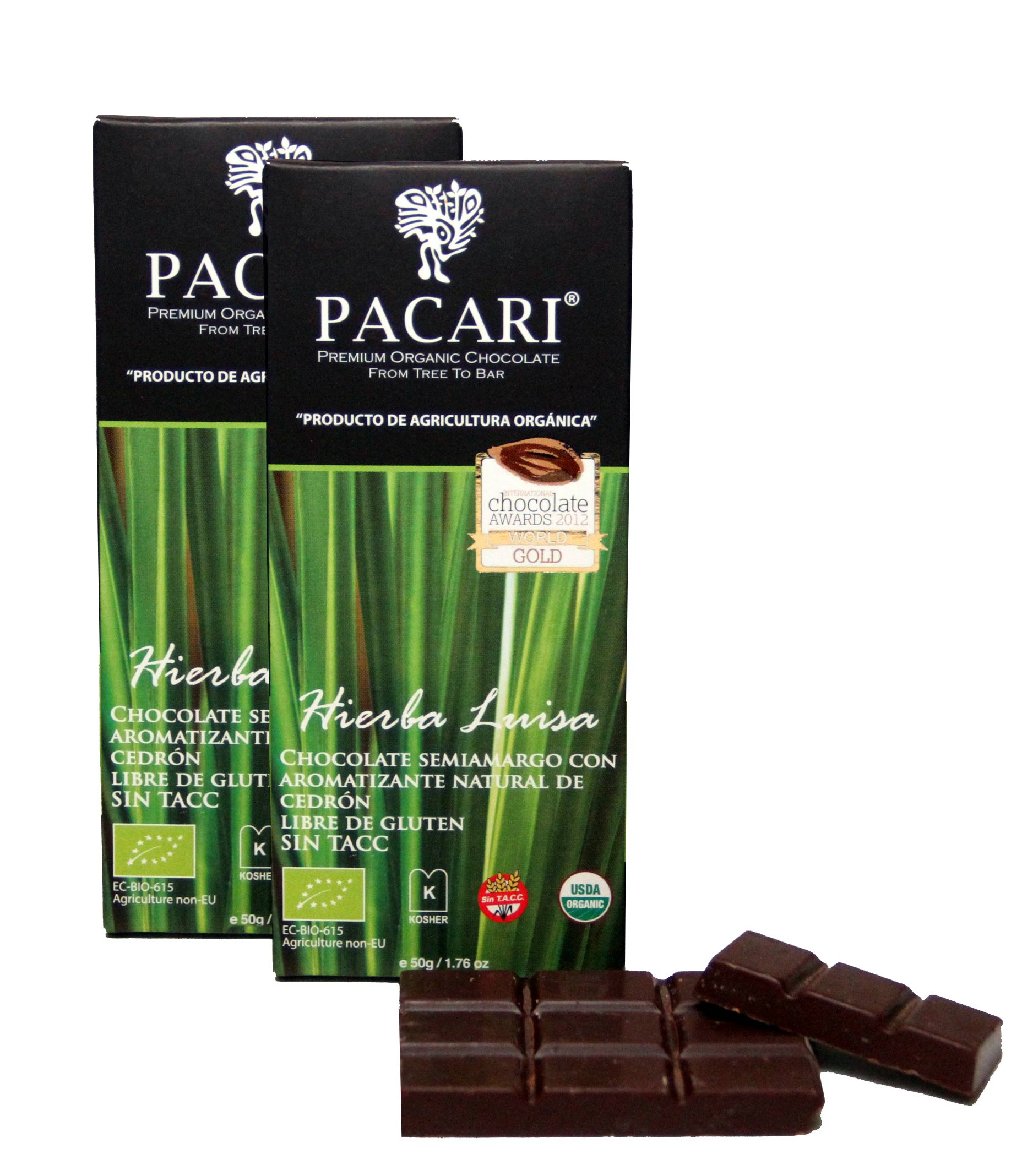 PROMO! Chocolate barra Lemongrass 35% off en la segunda unidad