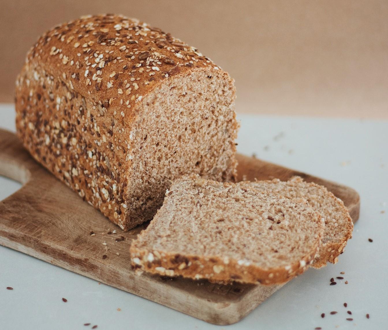 Pan con Semillas y Avena
