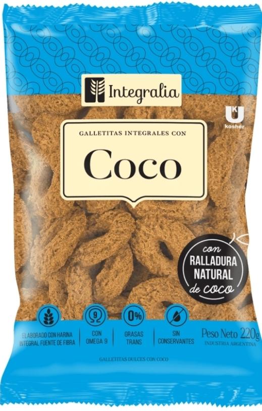 Aritos de coco