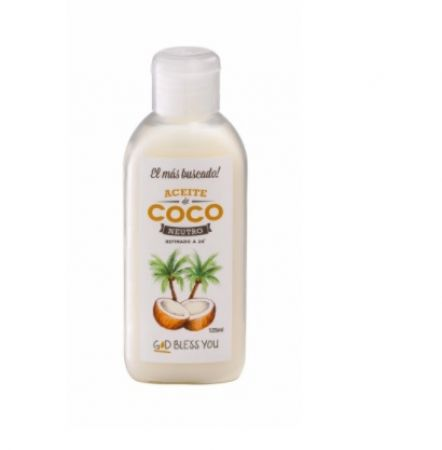 Aceite de coco neutro 125 ml