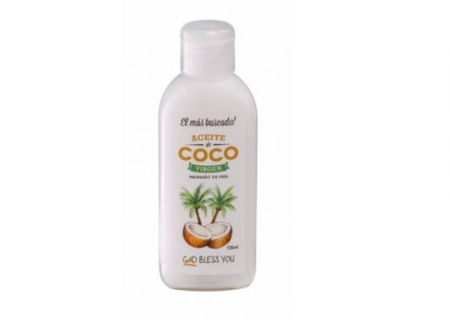 Aceite de coco virgen 125ml