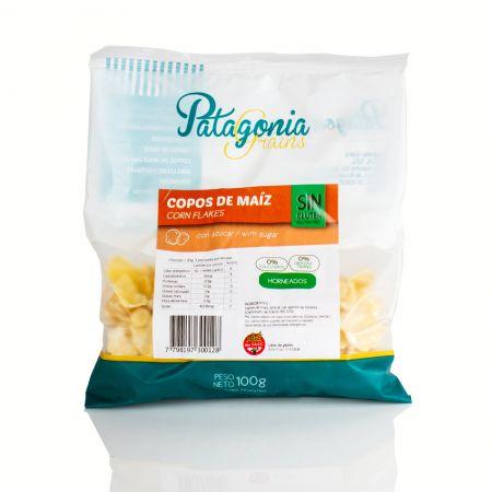 Copos de maíz con azúcar