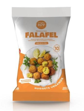 Premezcla falafels
