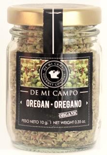Hierba culinaria  orégano frasco
