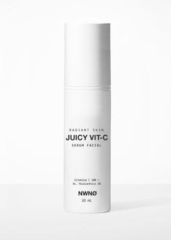 Juicy Vit C serum facial
