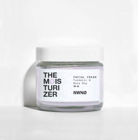 The moisturizer crema nutritiva