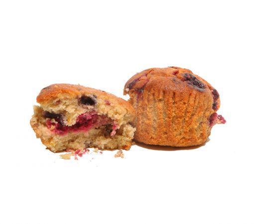 Muffin de arándanos  x 3 unid.