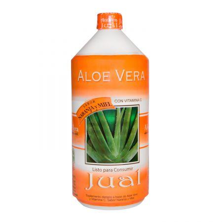 Jugo aloe vera sabor naranja y miel 1000 ml
