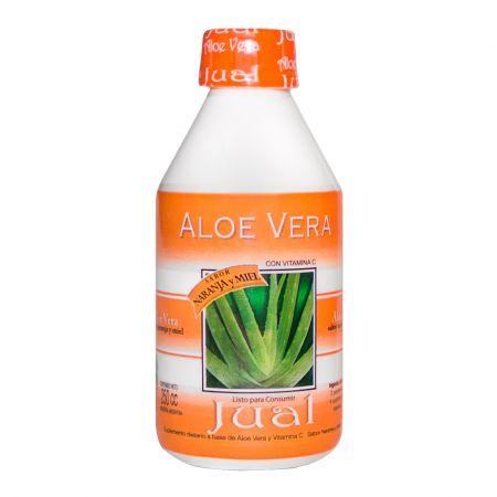 Jugo aloe vera sabor naranja y miel 250 ml