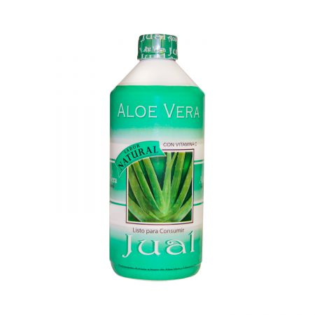 Jugo aloe vera sabor natural 500 ml