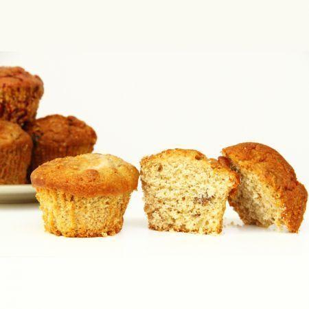 Muffin de manzana x 3 u.