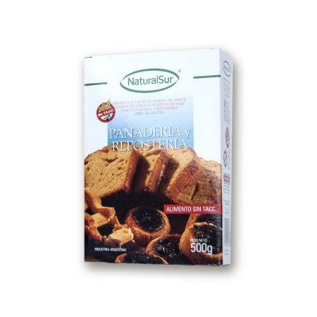 Premezcla panadería y repostería