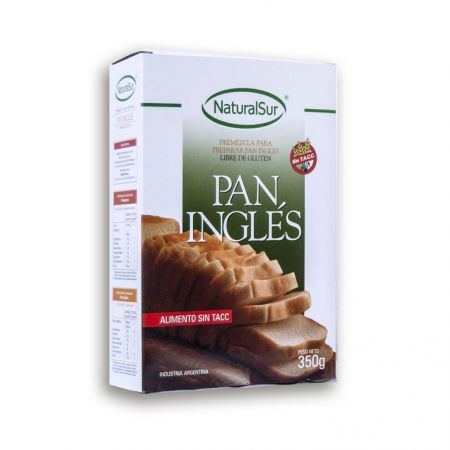 Premezcla pan ingles