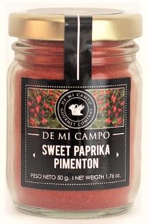 Pimentón frasco