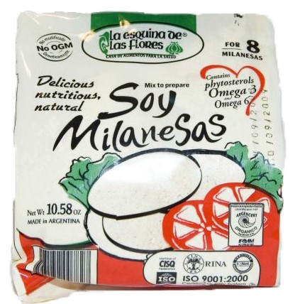 Mix p/ preparar milanesas