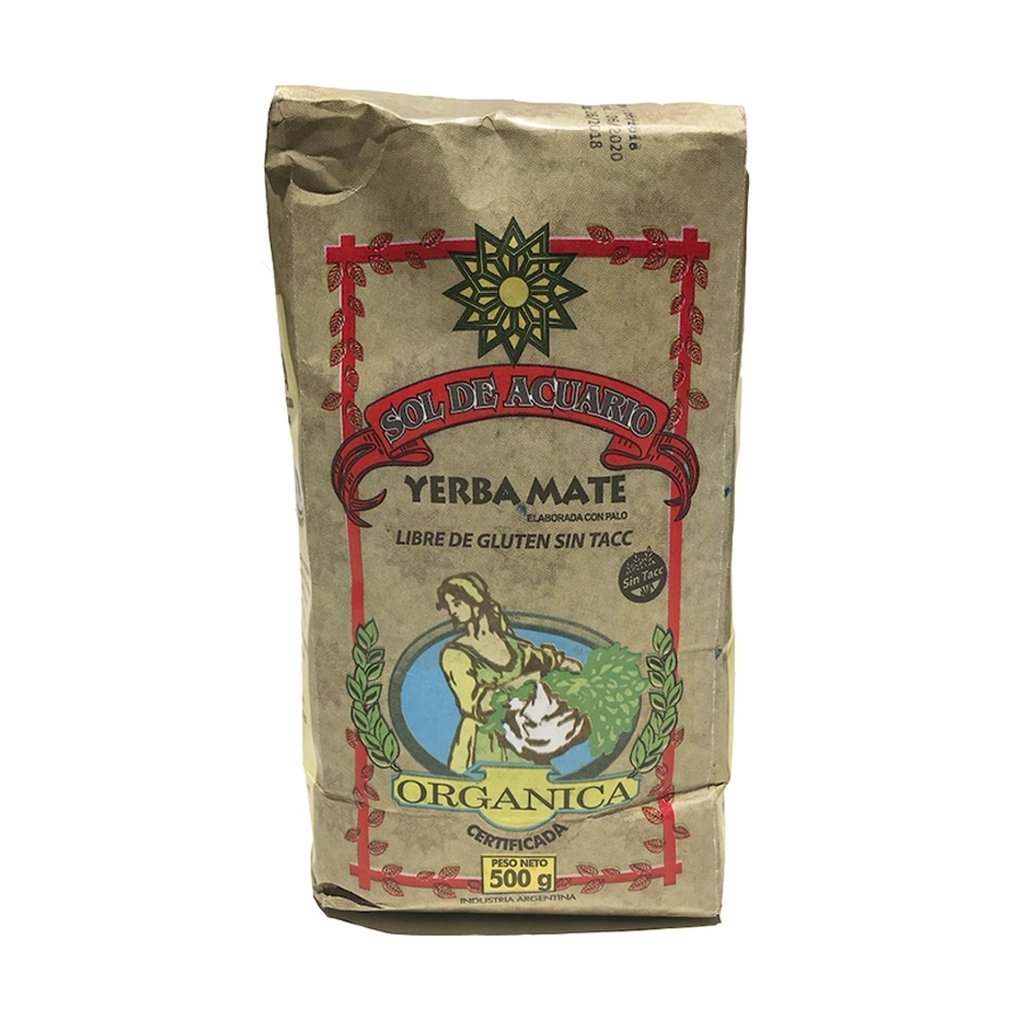 Yerba Tradicional Organica 500 gr