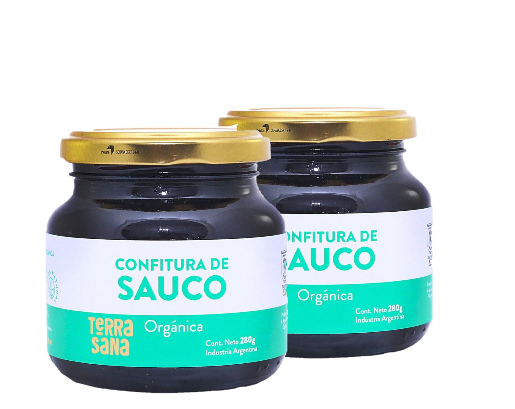 PROMO 50%OFF 2da unidad mermelada de sauco